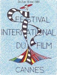 Affiche Festival de Cannes 1965