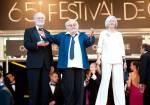 Le gang des barbus à Cannes