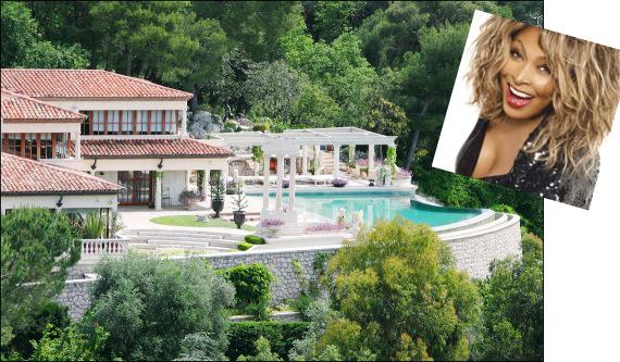 Stars sans domicile fixe la griotte - Villa de star a vendre ...