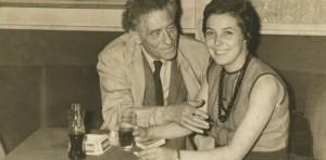 La dernière muse de Giacometti