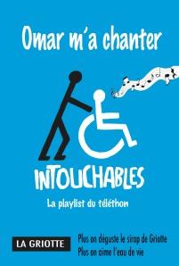 Intouchables, la playlist du Téléthon de la Griotte