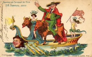 Buffalo Bill Carnaval 1905