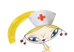 Griotte fièvre infirmière