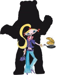 Griotte ours et crêpes