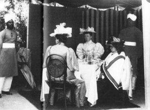 La Reine Victoria à Nice en 1898