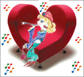 Griotte Saint Valentin 2
