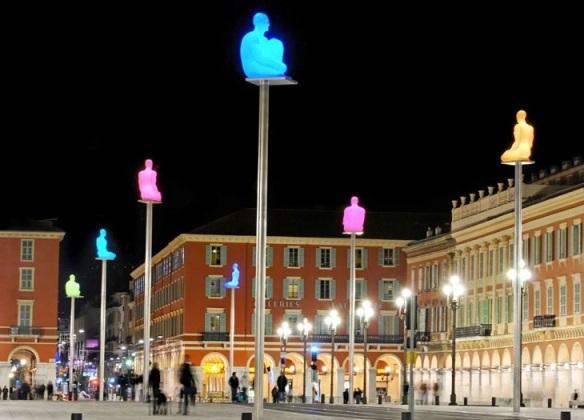 Jaume Plensa - Conversation à Nice 2