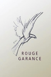 C'est Enki Bilal qui a dessiné le logo du vin Rouge Garance de Jean-Louis Trintignant