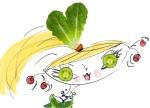 Griotte végétalienne