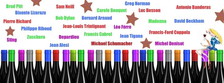 Griotte et vin de stars