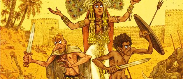 Les voleurs de Carthage 1