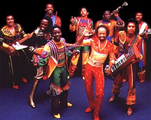 Earth Wind and Fire programmés pour le Nice Jazz Festival 2013