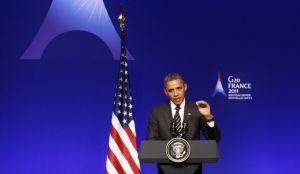 Barak Obama au G20