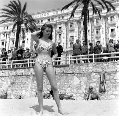 Brigitte Bardot en 1953