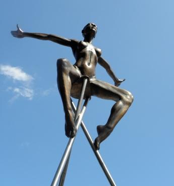 Femme nue de Nicolas Lavarenne