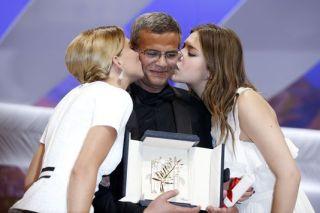 Palme d'or 2013 pour Kechiche