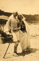 Cliquez sur l'image pour découvrir Sara et Gerald Murphy, qui ont inventé l'été sur la Côte d'Azur