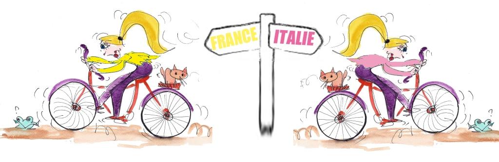 Pourquoi le maillot jaune est-il rose en Italie ?