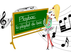 Playbac, la playlist du bac