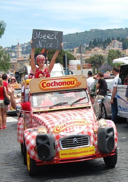 Tour de France 2013 - Étape à Nice 2 juillet 1
