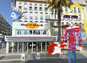 Hard Rock Café et Griotte