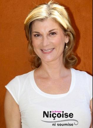 Michèle Laroque t-shirt La Griotte