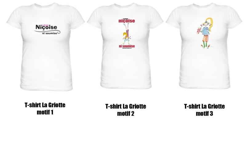 T-shirt Griotte - Série