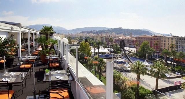 Terrasse du Plaza