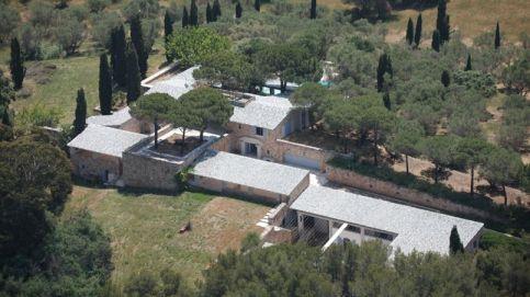 Villa d'Édouard Carmignac sur les hauteurs de Cannes