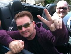 Bono à Èze