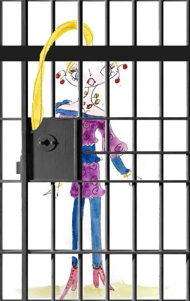 Griotte en prison