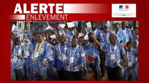 Alerte enlèvement Jeux de la Francophonie
