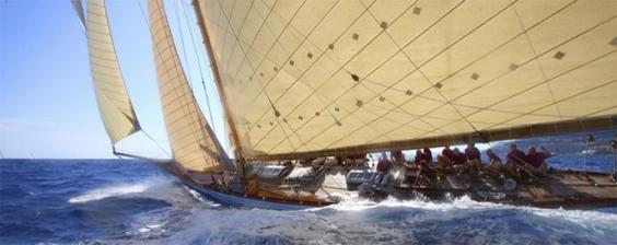 Le Tuiga, emblème du Yacht Club de Monaco