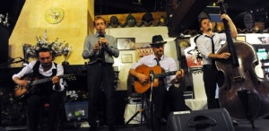 Djalamichto Quartet au Festival de la Gaude
