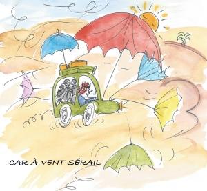 CAR-À-VENT-SÉRAIL