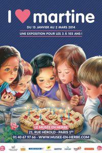 """La """"vraie"""" expo au Musée en herbe de Paris (21, rue Hérold, 75001) jusqu'au 2 mars"""