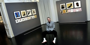 Jean Paul Goude exhibition in Nice France