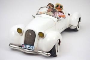 voiture-decorative-en-serie-limitee-facon-auto-classique