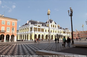 Le Casino Municipal de Nice ressuscité