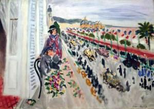 Matisse, Carnaval de Nice