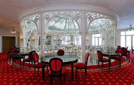 Coupole Eiffel de l'Hermitage de Monaco