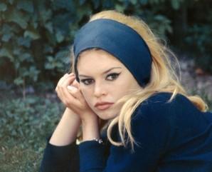 1963 Sur le tournage du Mépris à Nice
