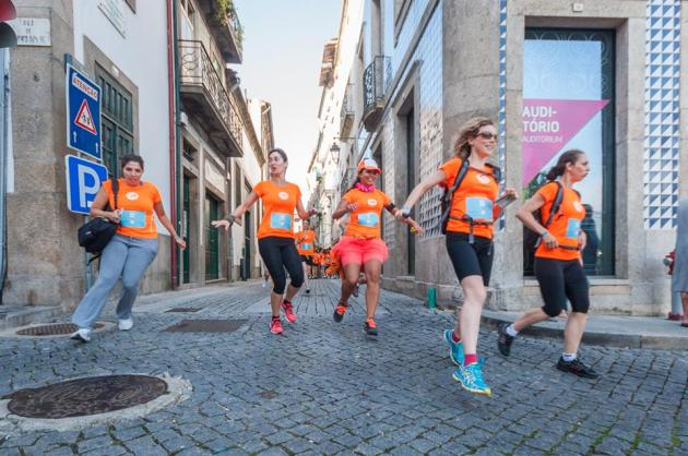 Les popeuses à Porto