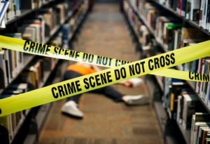 175425141-crime-scene-in-library-gettyimages