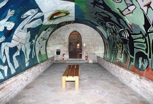 Chapelle de Vallauris