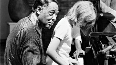 Yoyo et Duke Ellington