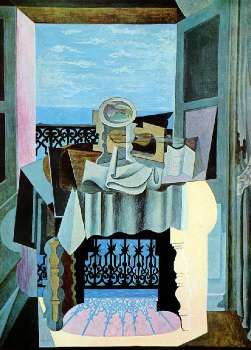 Picasso Saint-Raphaël 1919