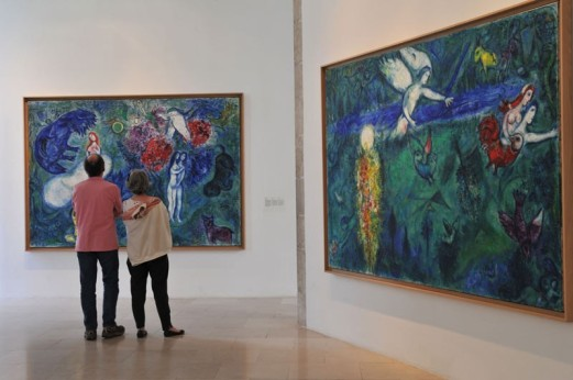Musée Marc Chagall, Nice.