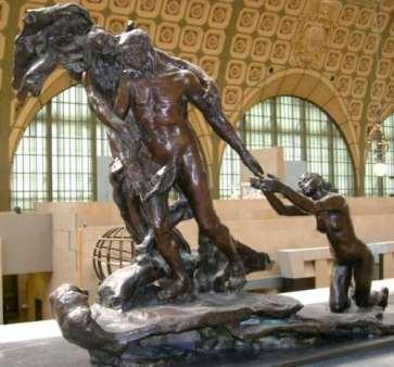 L'âge mur de Camille Claudel (1899) au Musée d'Orsay