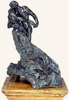 La valse, de Camille Claudel, au musée Rodin
